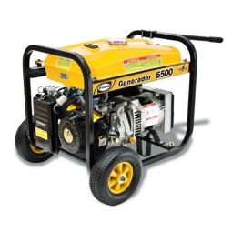 Generador de 5,500 W motor de 10 HP