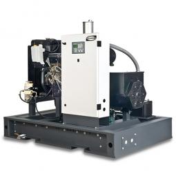 Generador Automatico 22kW y motor de 44 hp