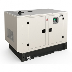 Generador Automatico 30kW y motor de 67 hp