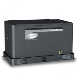 Generador Estacionario 15kW y motor de 35 hp
