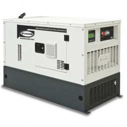 Generador Estacionario 12kW y motor de 23 hp