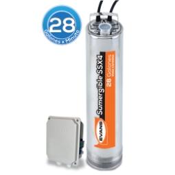 Bomba sumergible 1.5 HP 28GPM 1.25