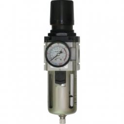 Filtro regulador de 1/2 0-160 Lbs