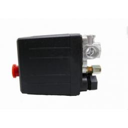 Interruptor de presión para compresor de aire de 3 salidas