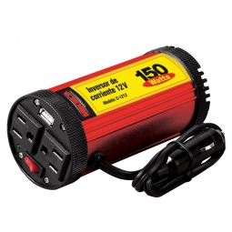 Inversor de corriente de 12V 150 W