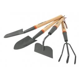 Juego de 4 herramientas para jardín