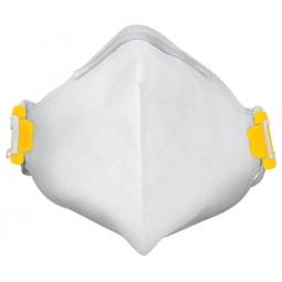 Mascarilla plegable para polvos y particulas