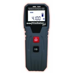 Medidor de distancias láser 0.5 - 20 mts.
