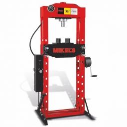 Prensa hidraulica con piston y pedal 30 ton