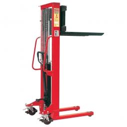 Montacargas hidraulico manual de 1 ton
