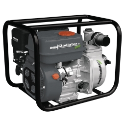 Motobomba gasolina motor 6.5HP, 3x3
