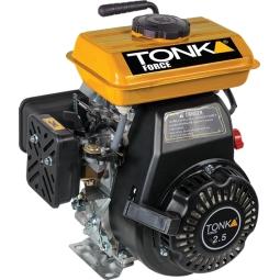 Motor a gasolina con cuñero