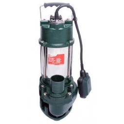 Bomba sumergible para agua sucia