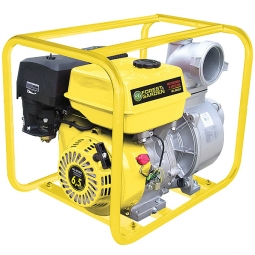 Motobomba gasolina 6.5 HP