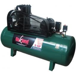 Compresor de banda bifasico de 5 hp 500L