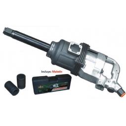 Pistola de impacto neumatica 1630ft-lb