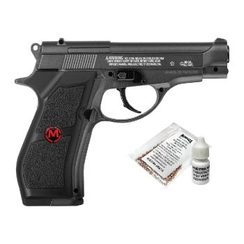 Pistola co2 pfm16 comp full metal 4.5