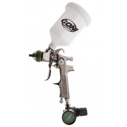 Pistola de gravedad HVLP