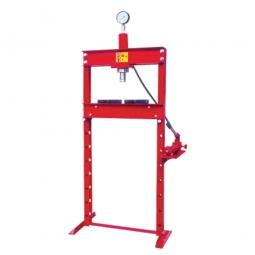 Prensa hidraulica con piston de 15 ton