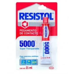 Pegamento de contacto de  21 ml (5000 Super transparente)