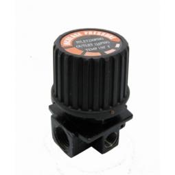 Regulador de aire para compresor de cuatro vías