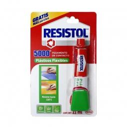 Pegamento de contacto de 21 ml (5000 plasticos flexibles)