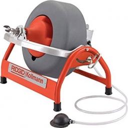 Limpiador de desagües de tambor interno