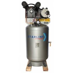 Compresor eléctrico de 2 HP, 150 litros