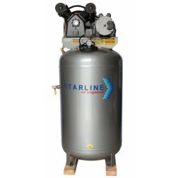 Compresor eléctrico de 2 HP, 300 litros
