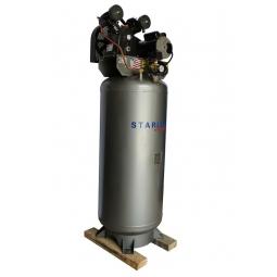 Compresor eléctrico bifásico de 3 HP, 235 litros