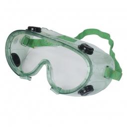 Goggles ventilación por válvulas