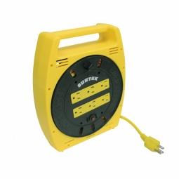 Multicontacto con extensión eléctrica