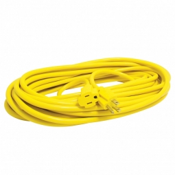 Extensión eléctrica de uso rudo 2.4 m
