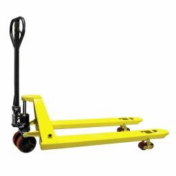 Traspaleta con ruedas de poliuretano 2,000 kg