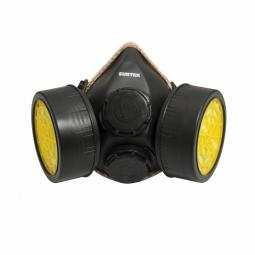 Mascarilla respirador 2 filtros