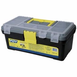 """Caja portaherramientas plástica de 12 1/2"""""""