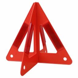 Triángulo reflejante de emergencia armable