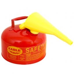 Tanque de seguridad tipo i, 2 gal (7,57 lt) de cap