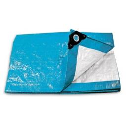 Lona Pretul de color azul 1.5 x 2 m