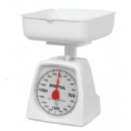 Bascula mecanica de cocina para 1 kg