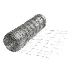 Malla ganadera de acero galvanizado de 1 m