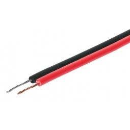 Cable duplex polarizado para bocina cal 22 AWG