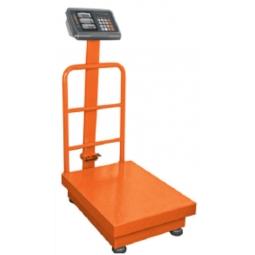 Bascula plegable de plataforma capacidad 100 Kg.