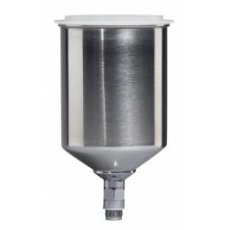 Vaso de gravedad para pistola G500 C/Conectores