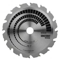 Sierra circular para corte de madera 9-1/4
