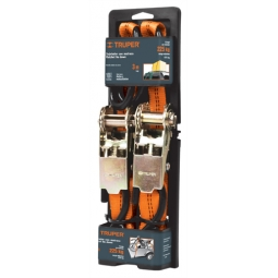 Sujetadores con matraca carga maxima 675 kg