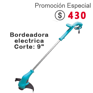 Bordeadora electrica